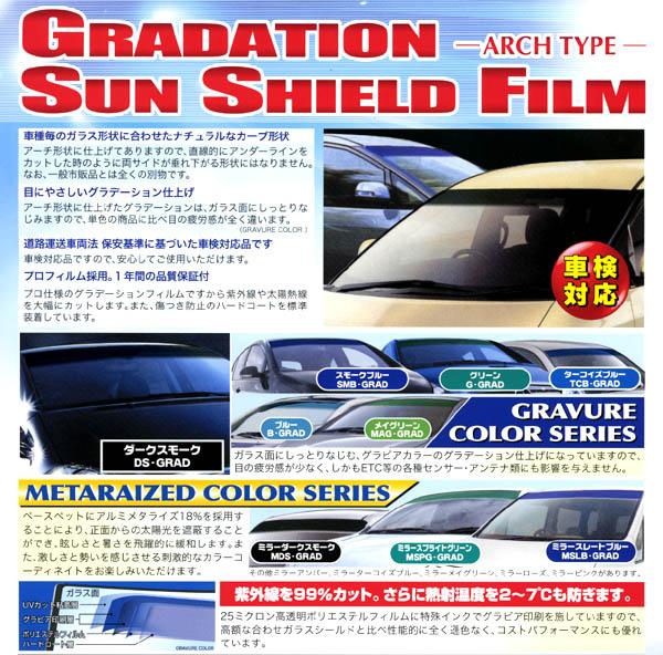 Sun Shield Film