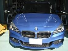 BMW2 アクティブツアラー GT-Cガラスコートのイメージ
