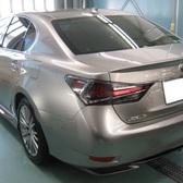 レクサスGS GT-Cガラスコートのイメージ