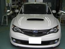インプレッサR205 GT-Cガラスコートのイメージ