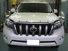 ランドクルーザープラド VIPER GT-Cガラスコートのイメージ