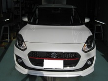 新車スイフト GT-Cガラスコートのイメージ