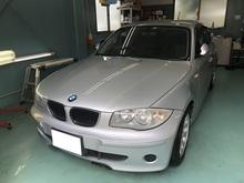 BMW1シリーズ ボディコーティングのイメージ