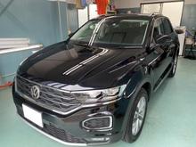 VW T-ROC ハイドロテックウルトラUVコートのイメージ